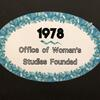 Office of Women's Studies Founded